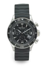 Breil Manta Stainless Steel Rubber Chronograph Watch - Lyst