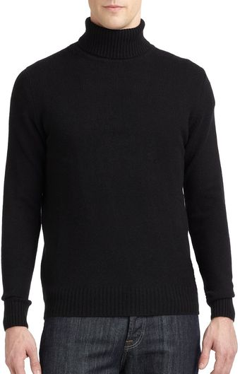 Calvin Klein Turtleneck Sweater - Lyst
