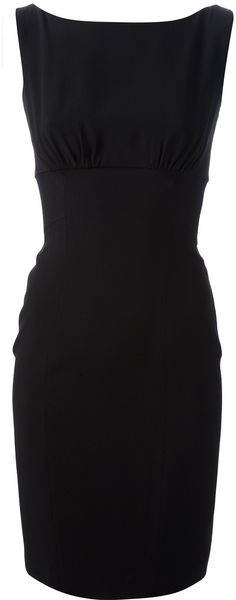 DSquared2 Knotted Shift Dress - Lyst