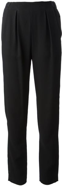 Fendi Comfort Fit Trouser - Lyst