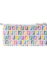 Fendi Monogram Clutch - Lyst