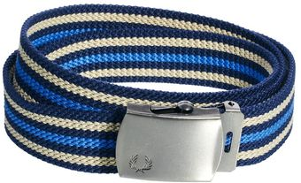Fred Perry Belt - Lyst