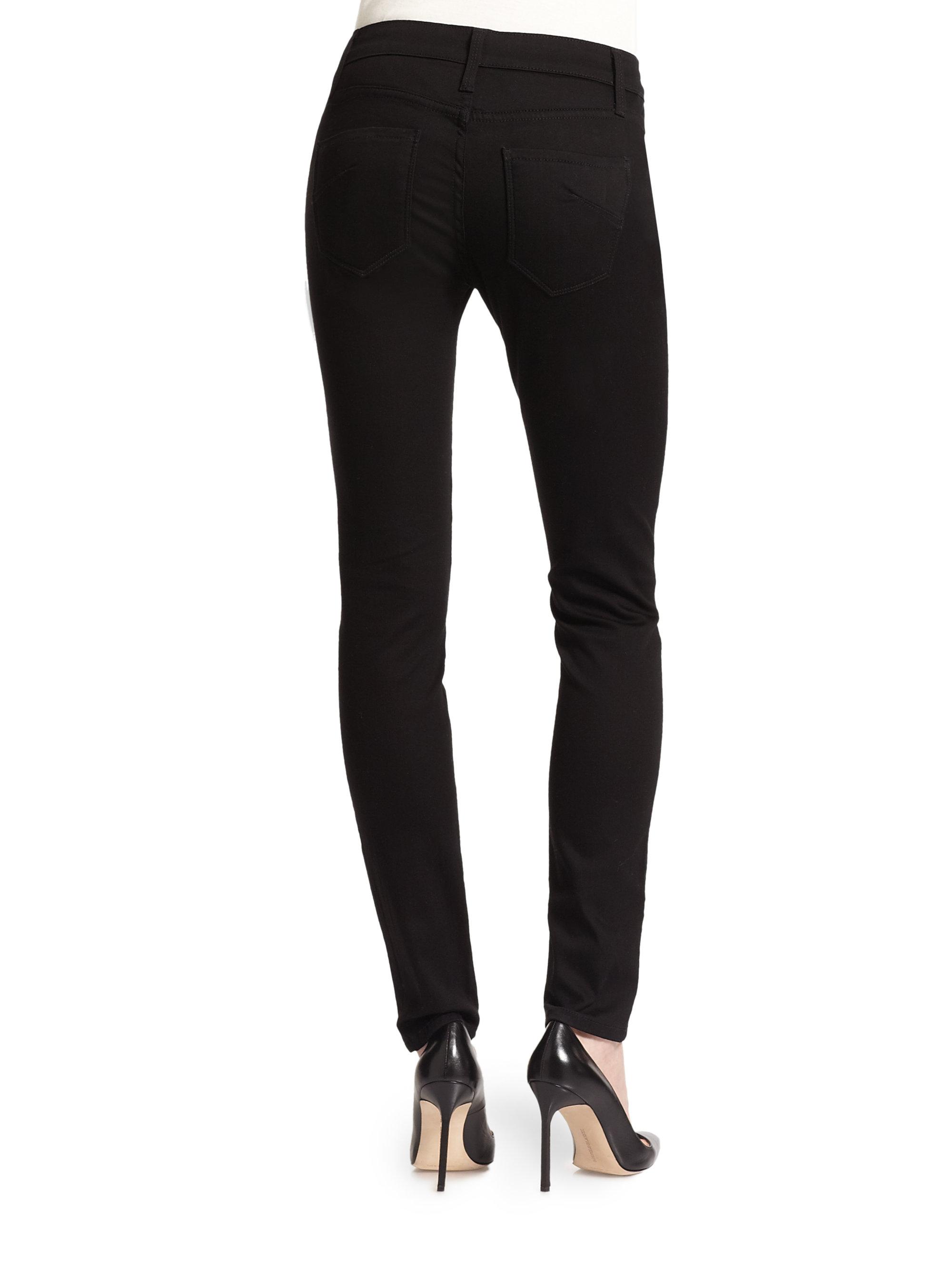 Matte Black Jeans - Jeans Am
