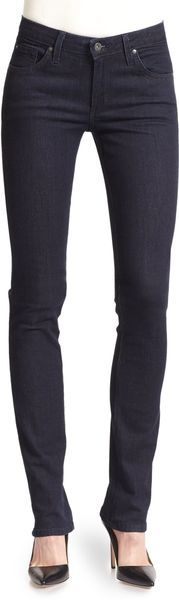 James Jeans Couture Virgin Straight-leg Jeans - Lyst