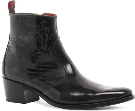 Jeffery West Graveyard Boots in Gray for Men (Grey) - Lyst