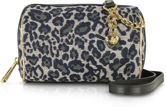 Juicy Couture Leopard Jacquard Mini Steffy - Lyst