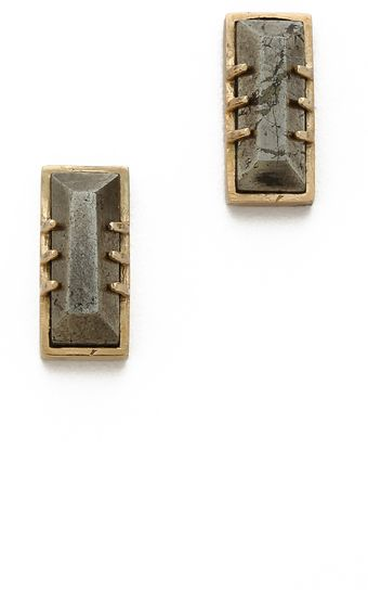 Kelly Wearstler Hyde Stud Earrings - Lyst