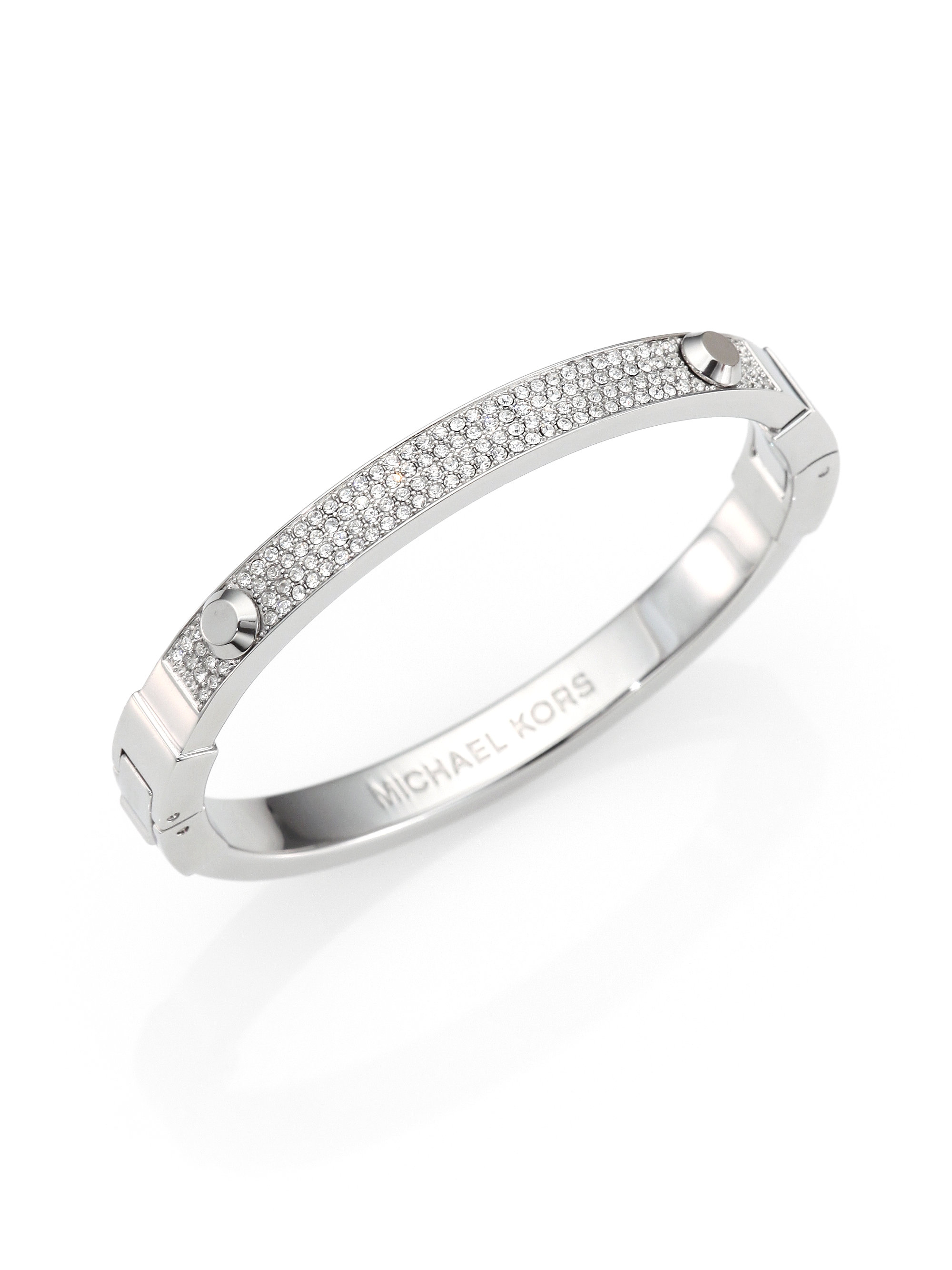 en bangle jewellery connected bangles loop pave get gb bracelets