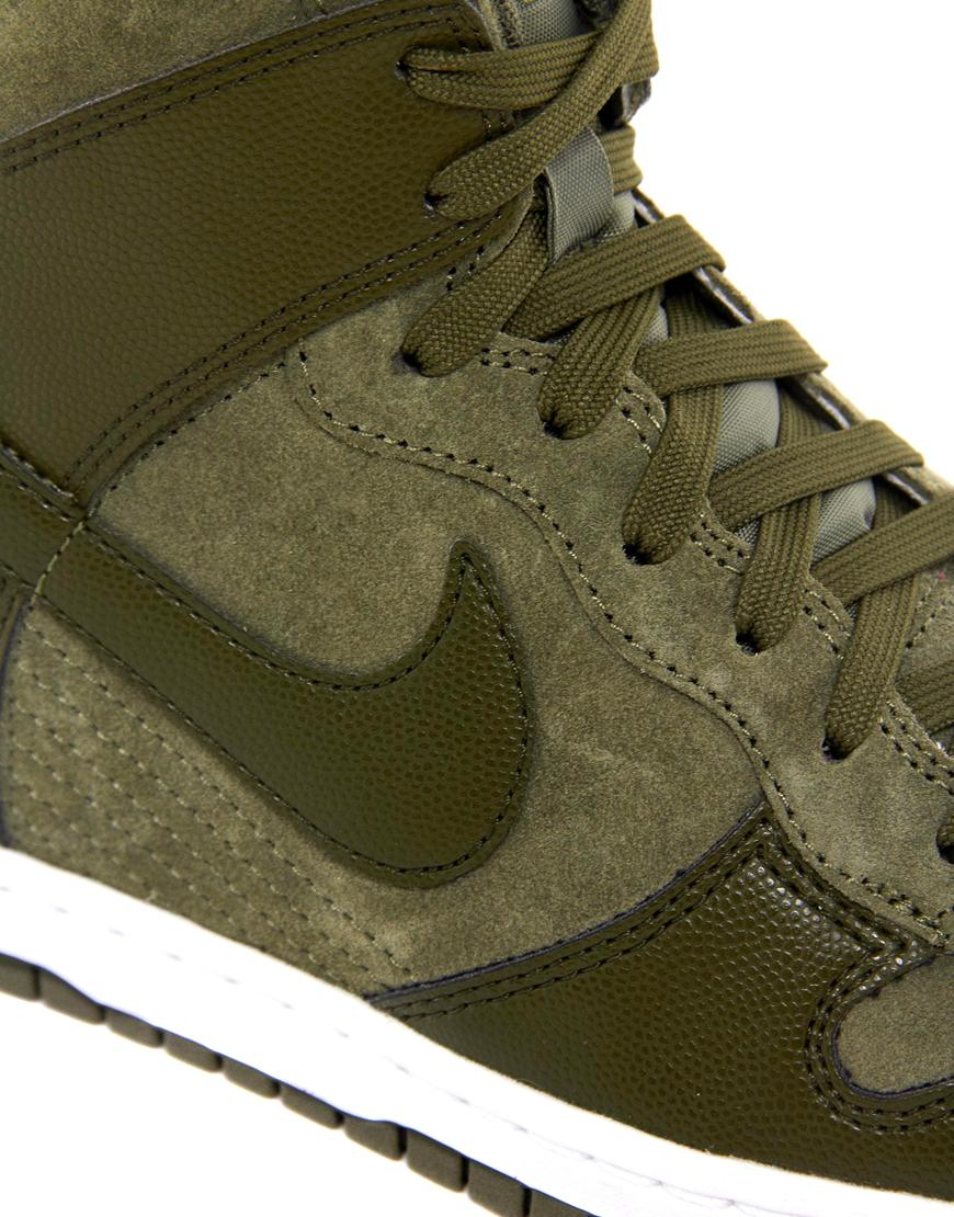 nike sky high khaki on
