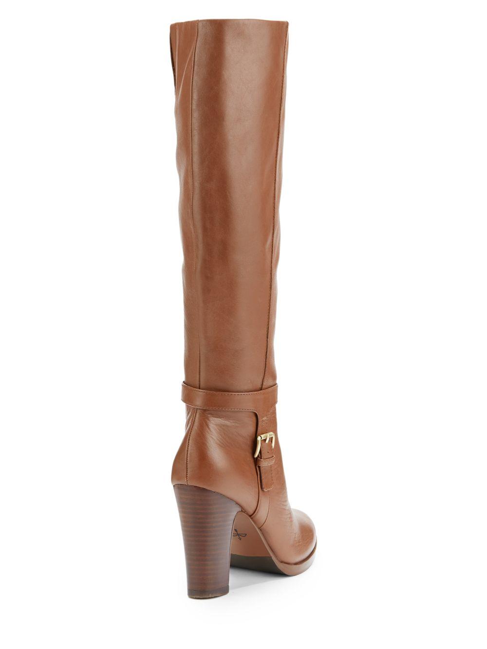 Pour La Victoire Leather Shoes