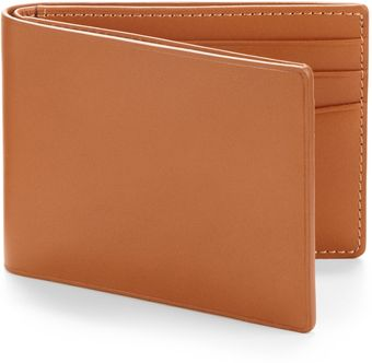 Ralph Lauren Gents Slim Billfold Wallet - Lyst