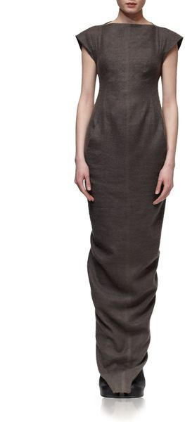 Rick Owens Ala Dress - Lyst