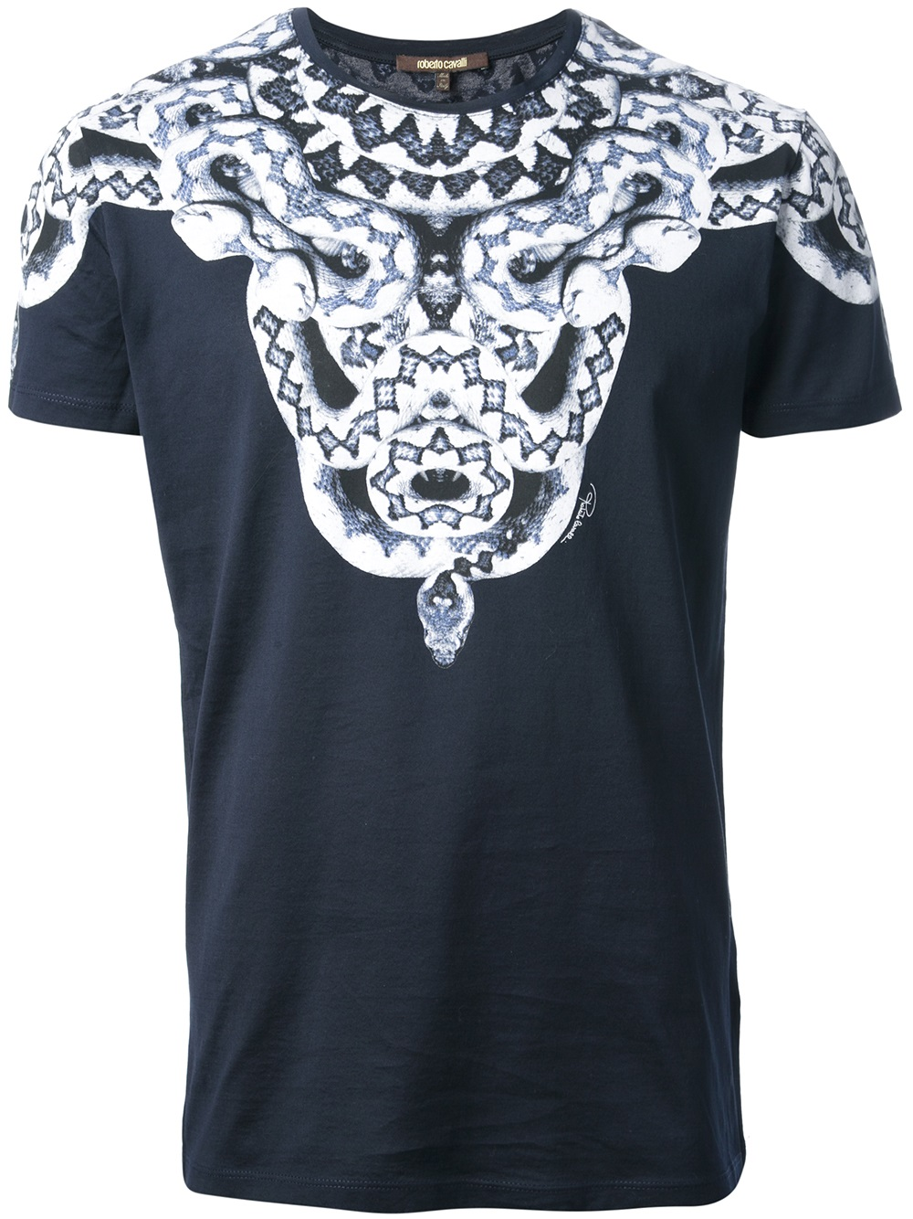 YOOX: shop T-Shirts And Tops by Roberto Cavalli online. For you, an wide array of products: easy, quick returns and secure payment!