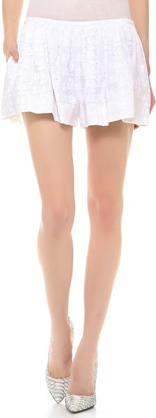 Thakoon Full Shorts - Lyst