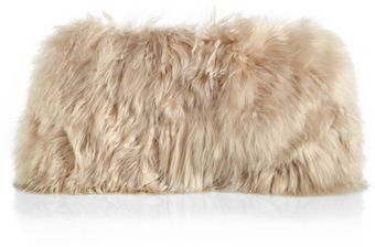 The Row Alpaca Clutch - Lyst