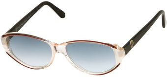 Yves Saint Laurent Vintage 80s Sunglasses - Lyst
