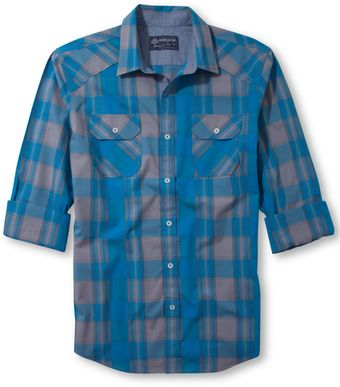 American Rag Road Plaid Shirt - Lyst