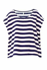 Cool Change Boat Striped Oversized Top - Lyst