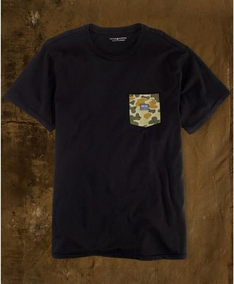 Denim & Supply Ralph Lauren Denim Supply Pocket T-Shirt - Lyst