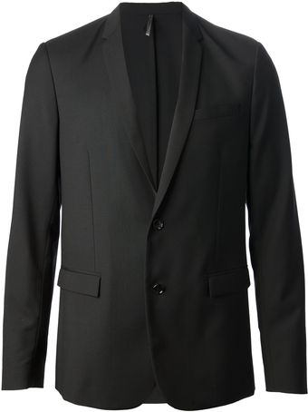Dior Homme Two Piece Suit - Lyst