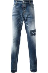 DSquared2 Bleach Jean - Lyst
