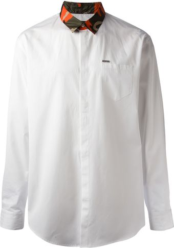 DSquared2 Long Sleeve Shirt - Lyst