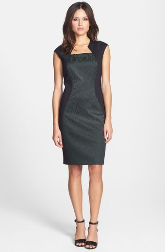 Elie Tahari Aiden Dress - Lyst