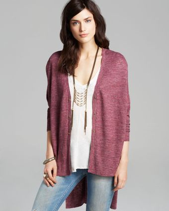 Free People Cardigan Tgif - Lyst