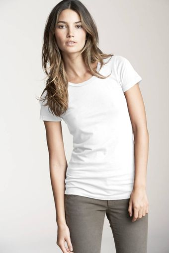 Graham & Spencer Snoopy Classic Jersey Tee - Lyst