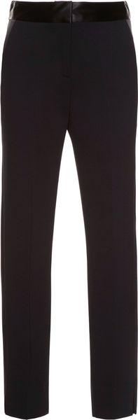 Harvey Faircloth Stretch Jersey Tuxedo Pants - Lyst