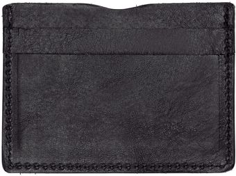H&M Leather Credit Card Holder - Lyst