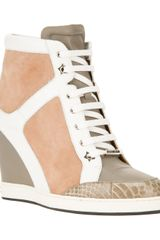 Jimmy Choo Panama Shoe Boot - Lyst