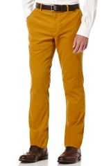 Perry Ellis Corduroy Pants - Lyst