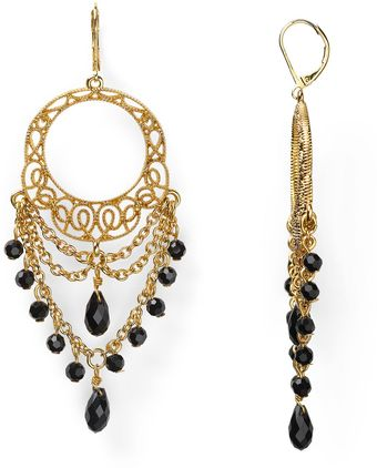 Ralph Lauren Lauren Lovely Lace Chandelier Earrings - Lyst