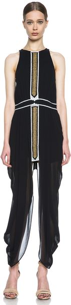 Sass & Bide Blazing Prose Dress - Lyst