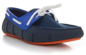 Swims Sport Lace Up Loafer - Lyst