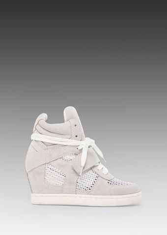 Ash Cool Mesh Sneaker in Light Gray - Lyst