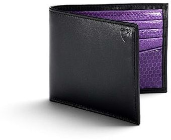 Aspinal Mens Billfold Wallet - Lyst