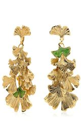Aurelie Bidermann Tangerine Earrings - Lyst