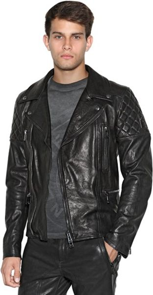 thornwood men Buy belstaff men's black thornwood leather biker jacket similar products also available sale now on.
