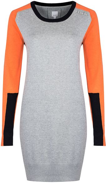 Bench Colorblock Sweater Dress - Lyst