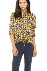 Cheap Monday Leo Shirt - Lyst