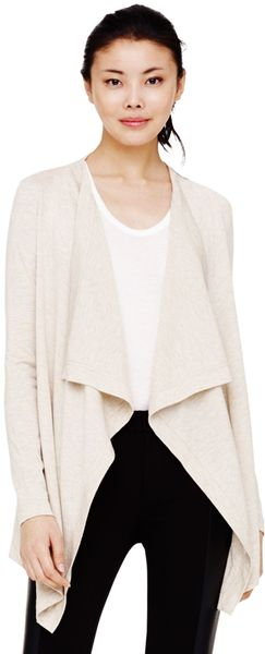 Club Monaco Yvette Knit Wrap - Lyst