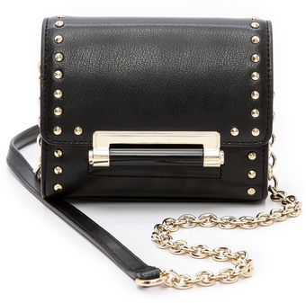 Diane Von Furstenberg Highline Micro Mini Cross Body Bag - Lyst