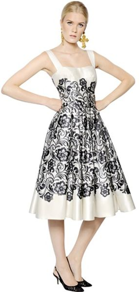 Dolce And Gabbana White Lace Dress Dolce Amp Gabbana Lace