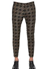 DSquared2 Cotton Canvas Trousers - Lyst