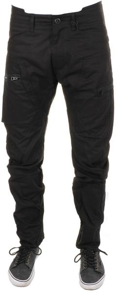 G-star Raw Powel 3d Tapered Trousers - Lyst