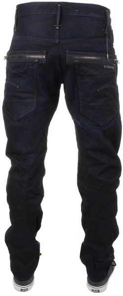 G-star Raw New Riley 3d Loose Tapered Jeans - Lyst