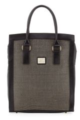 Gianfranco Ferré Wovencenter Shopper Tote Bag  - Lyst