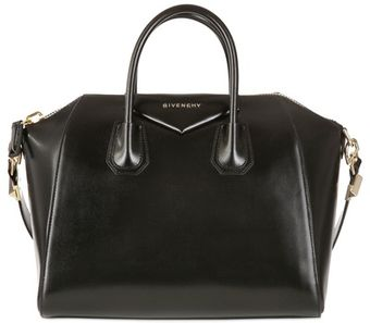 Givenchy Medium Antigona Shiny Smooth Bag - Lyst